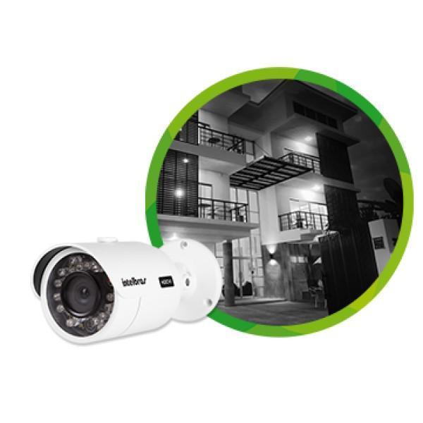 Câmera intelbras alta resolução