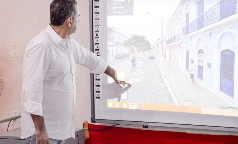 Comprar lousa digital interativa