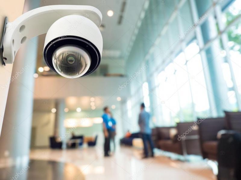 Distribuidor de câmeras de segurança
