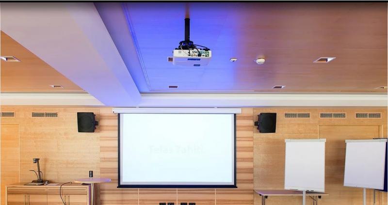 Empresa de instalação de projetor