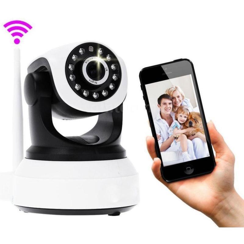 Instalação cameras de monitoramento