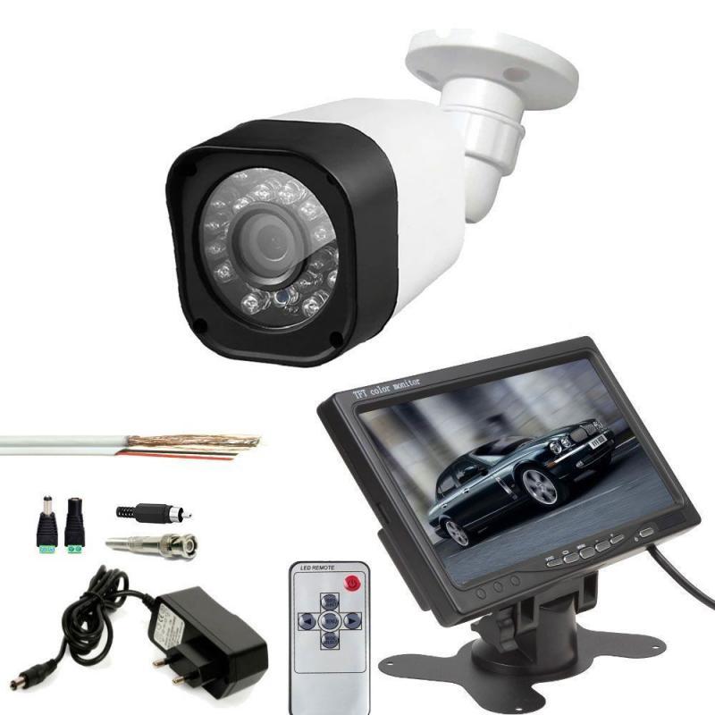 Onde comprar câmeras de segurança
